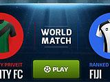 Galacticos Football Manager World Match