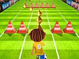 Soccer Rush: Earn Tokens as Make Your Run