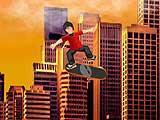 Skate Mania Mid-air Kick Flip