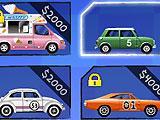 Renegade Racing Car Variety and Upgrades