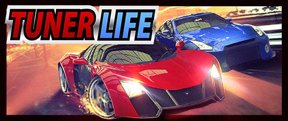 Tuner Life Racing - Make your personal tuning, win races for big stakes, help your friends, and reach for the top as you gain reputation in the drag racing community in this wonderful simulation game.