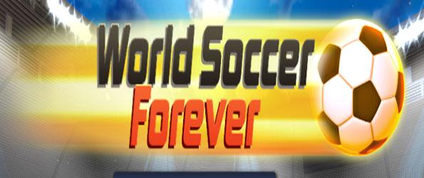 World Soccer Forever - Play a one-of-a-kind soccer game against real people in the Internet.
