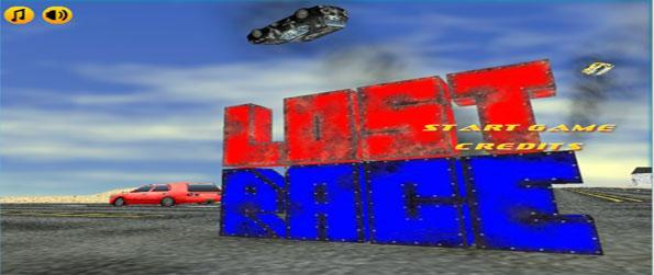 Lost Race - Awake the inner daredevil in you and smash your way through traffic.
