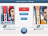 Ski Jump Mania 2 Jump Challenge