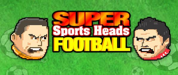 Super Football - Play as your favorite football star, against other football stars.