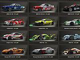 Car Library in RaceRoom Racing