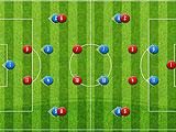 Custom tactics in Football Champions