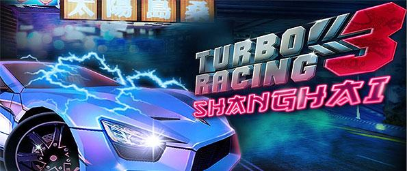 Turbo Racing 3 - Turbo Racing 3 is a great Facebook racing game that sets you onto the mood of street racing over the streets of Shanghai.