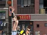 Freestyle 2: Street Basketball intense match