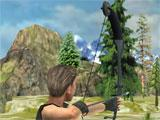 Archery Master 3D about to fire