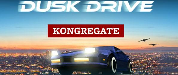 Dusk Drive - Get into some great drifting action playing quick race matches in Dusk Drive.