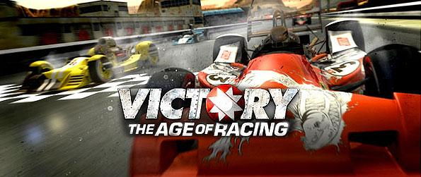 Victory: The Age of Racing - Get into the F1 races and burn some high octane fuel and tires in this wonderful racing game.
