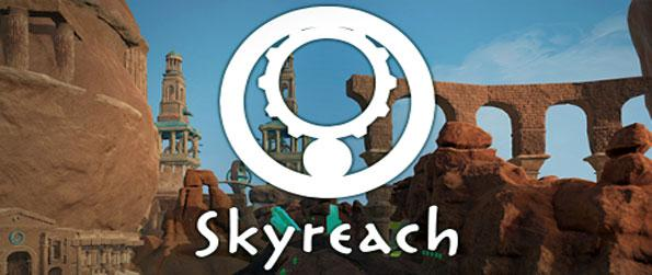 Skyreach - Travel through a mystical land in this top notch racing game that's unlike any other.