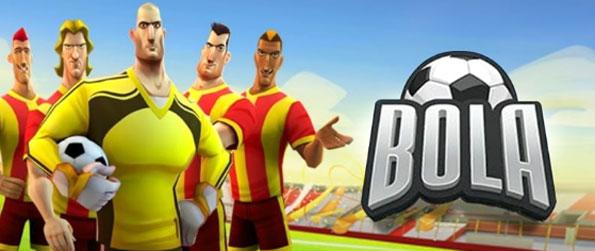 Footbola - Show your football skills on the field against tough teams in Footbola.