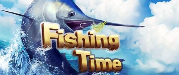 Fishing Time 2016 - Experience the real life fishing experience in your smartphone.
