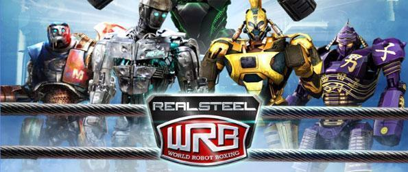 Real Steel World Robot Boxing - Take control of the mean machines in this robot wrestling game Real Steel World Robot Boxing.