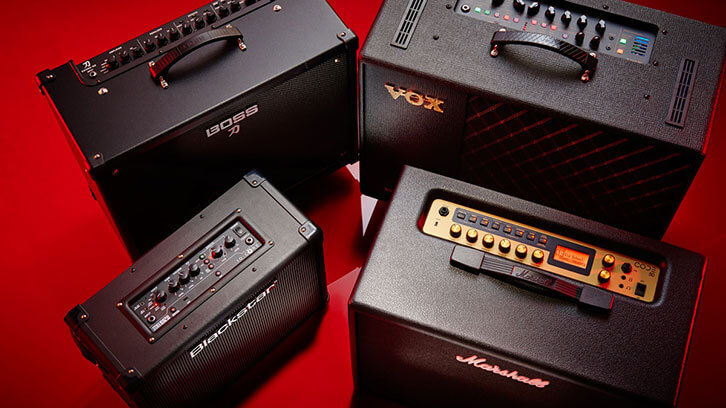 Some of the best amps modelers