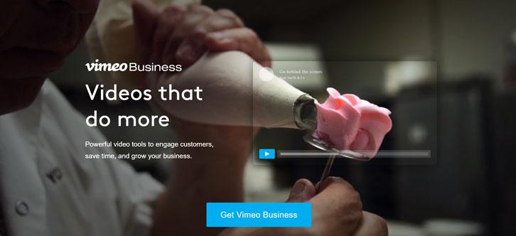 Vimeo Business