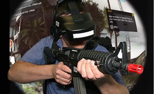 VR Soldier