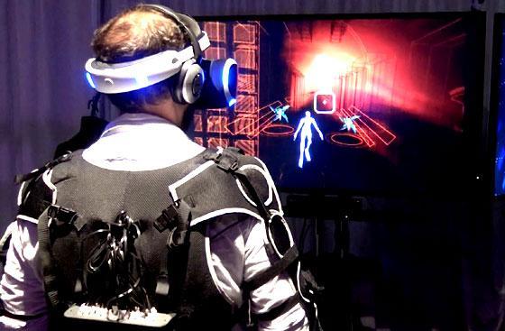 3-Rez VR Synesthesia Prototype