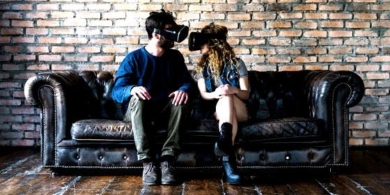 VR future for Romantic Sozializing