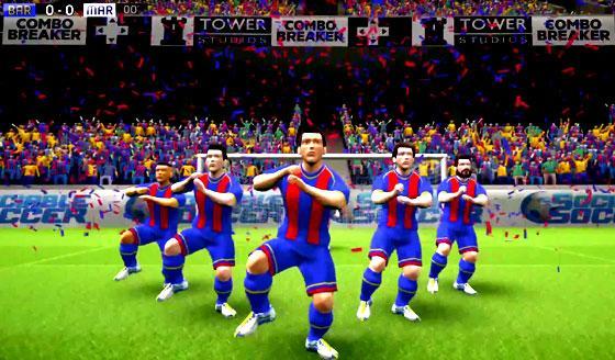 Sociable Soccer VR