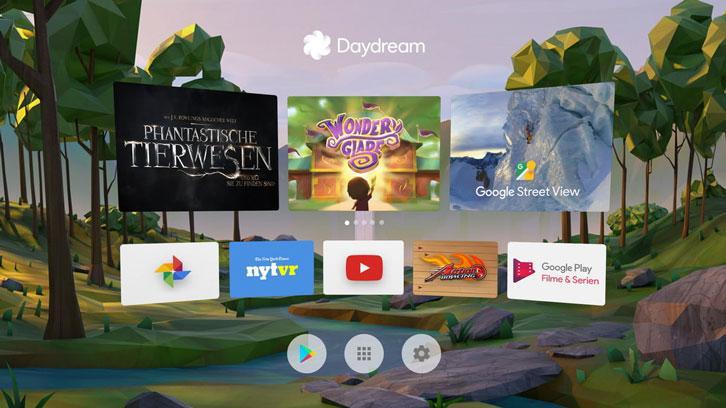 Daydream Platform