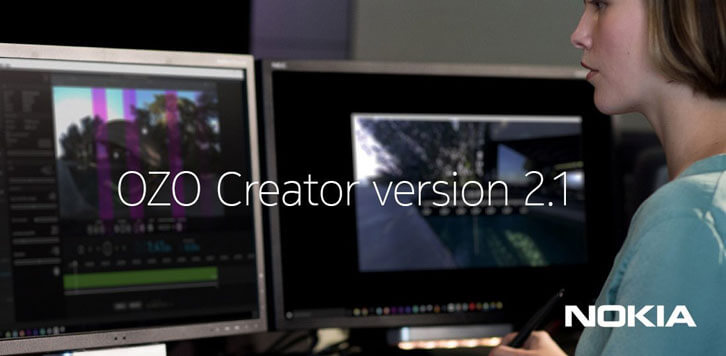 Nokia's Ozo Creator