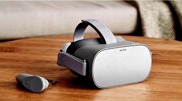 Oculus Go HMD