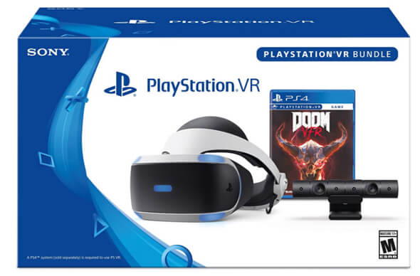 PSVR DooM Bundle