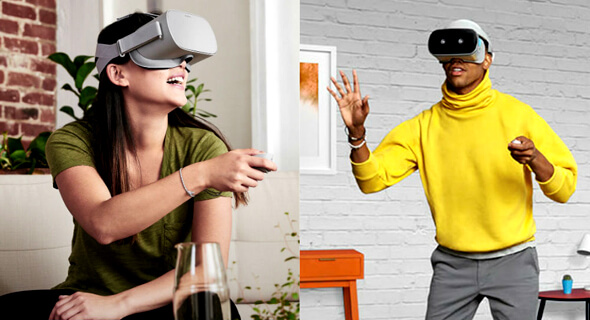 A Comparison Between the Oculus Go and the Lenovo Mirage