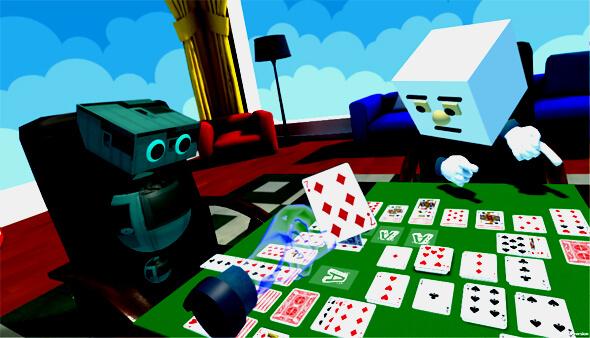 Cards in VR