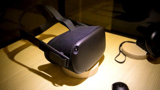 Oculus Q HMD
