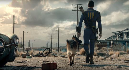 Fallout 4 can even be played on Oculus Rift