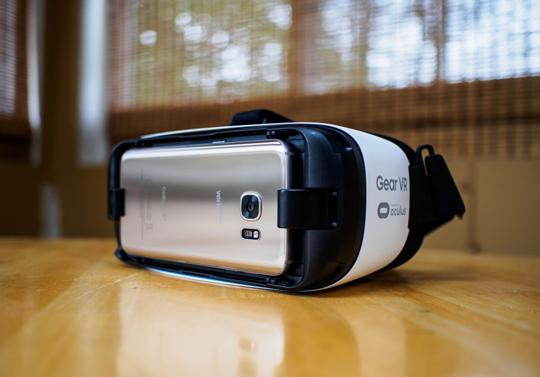 Oculus' GearVR