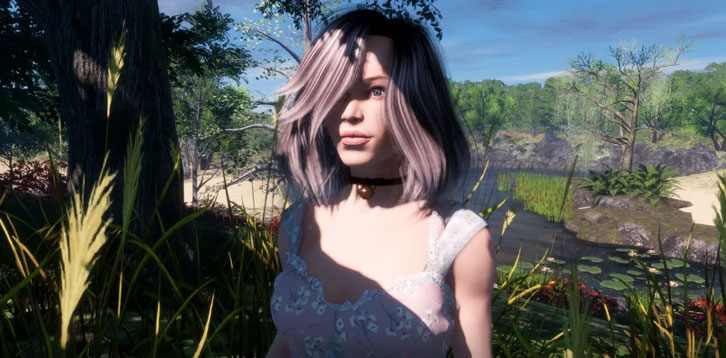 Creating Your Avatar in the Social VR World of Sansar!