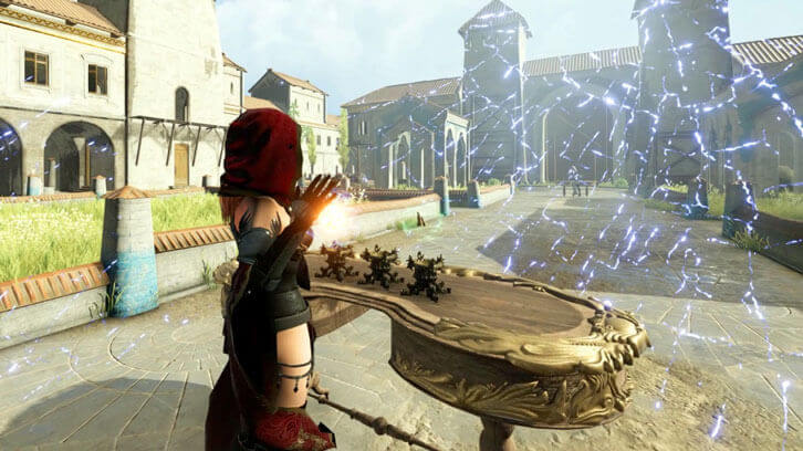 'Battle Sorcerers', a VR Magic War Game, is Launched on Steam