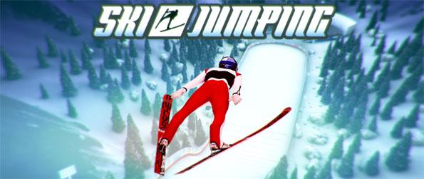 Ski Jumping VR - Experience the thrill and rush of being a sky jumper at the Winter Olympics with Ski Jumping VR!