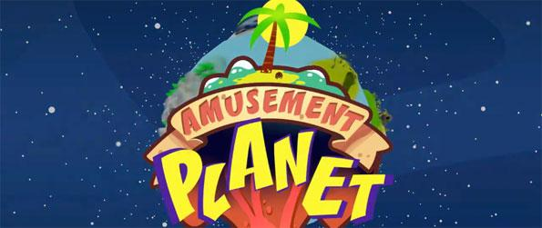 Amusement Planet - Satisfy your thirst for the extreme in this exhilarating virtual reality game!