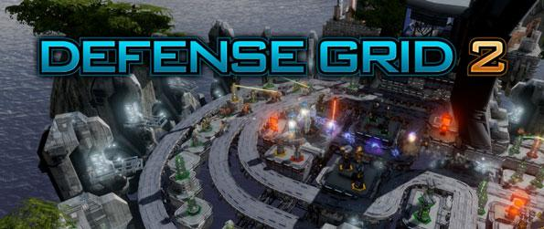 Defense Grid 2 - Experience the explosive tower defense action of Defense Grid 2 in virtual reality!