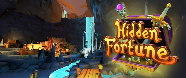 Hidden Fortune - Enter a world of magic and set off on an adventurous treasure hunt in Hidden Fortune!