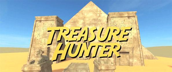 Treasure Hunter VR - Set off on an exciting adventure to the ancient pyramids in Treasure Hunter VR!