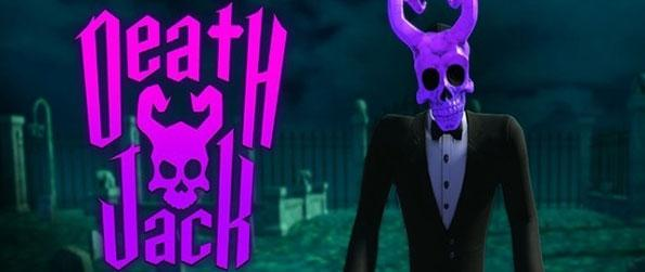 Deathjack - Enjoy a few rounds of blackjack with Death as your dealer in this witty VR game, Deathjack!