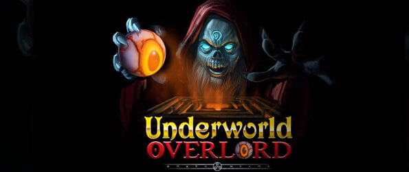 Underworld Overlord - Protect your underworld dungeonand your Overlord's Animus from meddling heroes in this fun tower-defense-like game, Underworld Overlord!