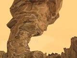 Nice landmarks in Maze VR: Ultimate Pathfinding