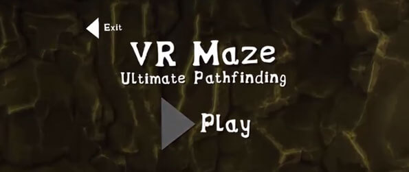 Maze VR: Ultimate Pathfinding - Put your path-finding skills to the test and escape from the maze in Maze VR: Ultimate Pathfinding!