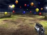 Shooting balloons in Shooting Showdown 2