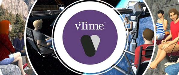 vTime - Socialize with family and friends in space or by a campfire via virtual reality in this virtual worlds-based virtual reality game, vTime!