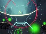 Collect energy cells in Sky Fighter: Training Day