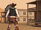 Explore the western town in Wild West VR